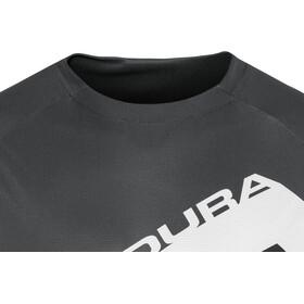 Endura SingleTrack Core Print Trikot Kurzarm Herren schwarz